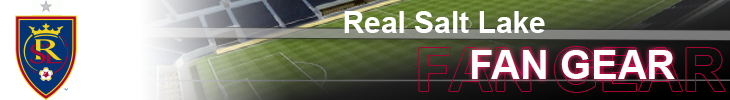 Shop Real Salt Lake MLS Apparel and Scarves