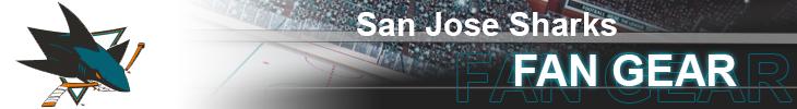 Shop San Jose Sharks Clothing and Apparel
