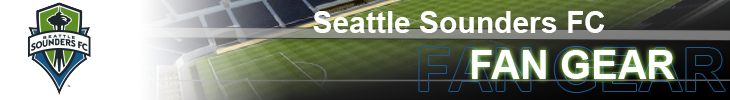 Shop Seattle Sounders FC MLS Apparel and Scarves