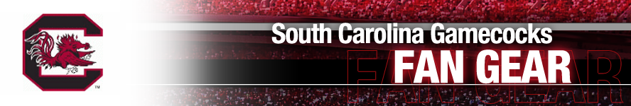 South Carolina Gamecocks Clothing and Apparel