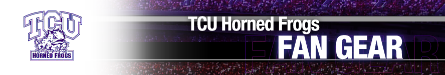 TCU Texas Christian Clothing and Apparel