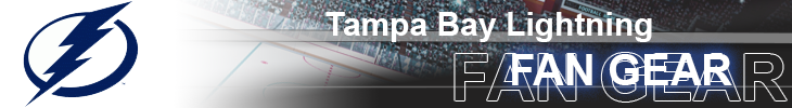 Shop Tampa Bay Lightning Clothing and Apparel
