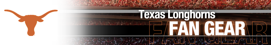 Texas Longhorns Clothing and Apparel
