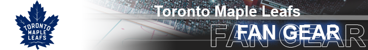 Toronto Maple Leafs Hockey Apparel and Leafs Fan Gear