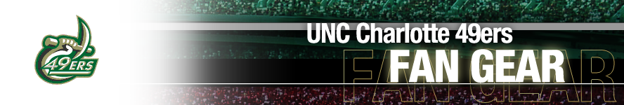 Shop 49ers Flag and UNC Charlotte Banner