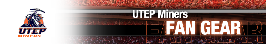 Shop Miners Flag and UTEP Banner