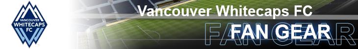 Vancouver Whitecaps FC Gear & Merchandise