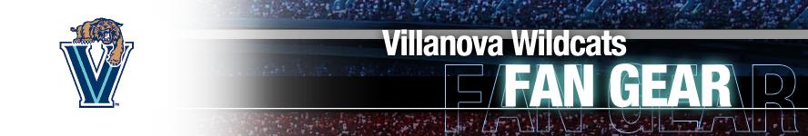 Villanova Wildcats Clothing and Apparel