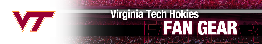 Virginia Tech Hokies Clothing and Apparel