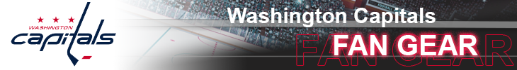 Shop Washington Capitals Clothing and Apparel