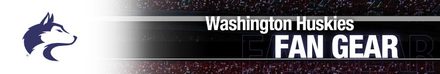 Shop Huskies Flag and Washington Banner