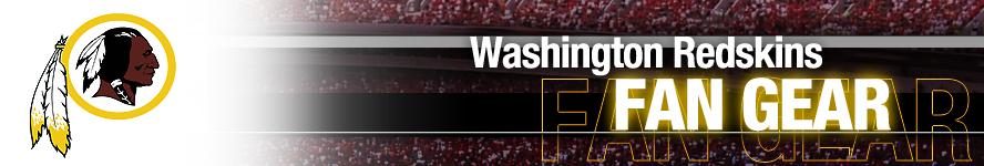 Washington Redskins Apparel and Redskins Fan Gear