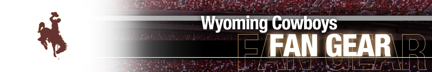 Wyoming Cowboys Clothing and Apparel