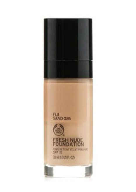 The Body Shop Fresh Nude Foundation Fiji Sand 026  Buy online in Pakistan  best price  original product