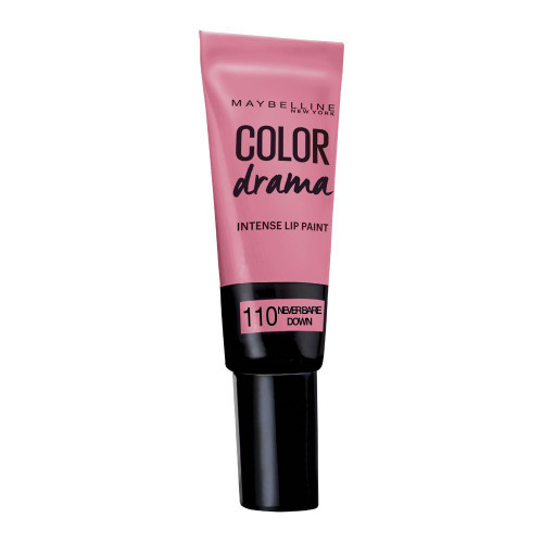 Maybelline Color Drama Intense Lip Paint Never Bare Down 110 Buy Online In Pakistan Best Price Original Product