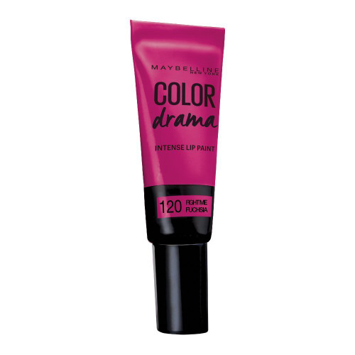 Maybelline Color Drama Intense Lip Paint Fight Me Fuchsia 120