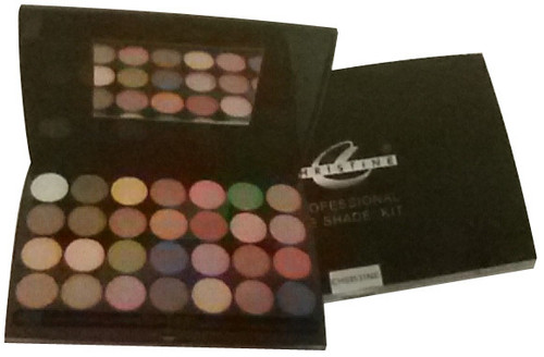 Christine 28 Color Professional Eye Shade Kit  Buy Online In Pakistan Best Price Original Product