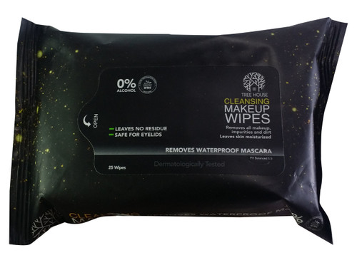 Tree House Cleansing Makeup Wipes 25 Pieces Buy online in Pakistan