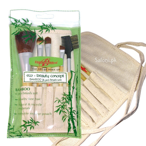 Diana Cosmetic Brushes with Pouch Buy online in Pakistan best price original product