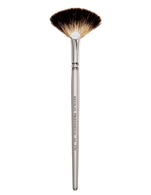 Kryolan Professional Fan Brush 1731 Buy Online In Pakistan Best Price Original Product