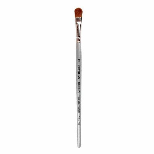 Kryolan Professional Filbert Brush 3710 Buy Online In Pakistan Best Price Original Product