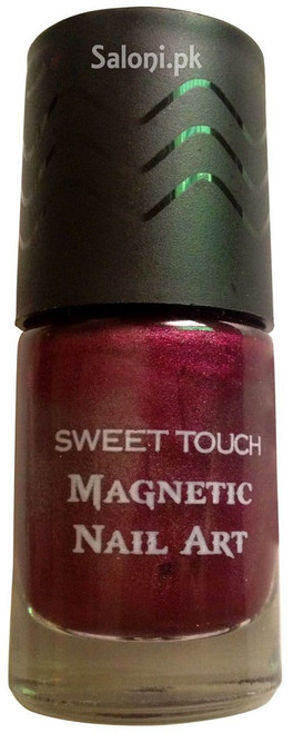 Sweet Touch Magnetic Nail Art 1145 Green Gold Buy Online In Pakistan Best Price Original Product