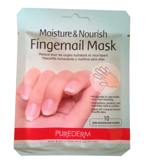 Purederm Moisture & Nourish Fingernail Mask  Buy Online In Pakistan Best Price Original Product