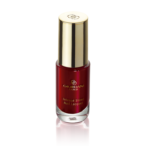 Oriflame Giordani Gold Intense Shine Nail Lacquer Passionate Red Buy online in Pakistan best price original product