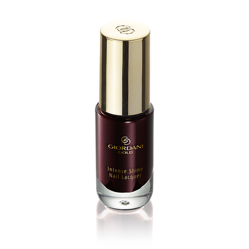 Oriflame Giordani Gold Intense Shine Nail Lacquer Noble Burgundy Buy online in Pakistan best price original product