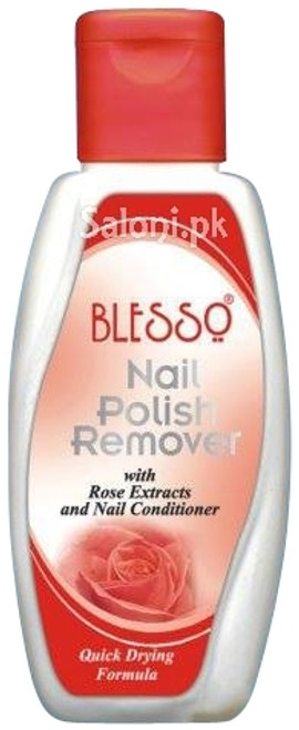 Blesso Nail Polish Remover Buy Online In Pakistan Best Price Original Product