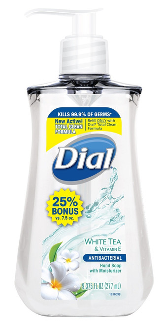 Dial White Tea And Vitamin E Antibacterial Hand Wash Buy Online In Pakistan Best Price Original Product