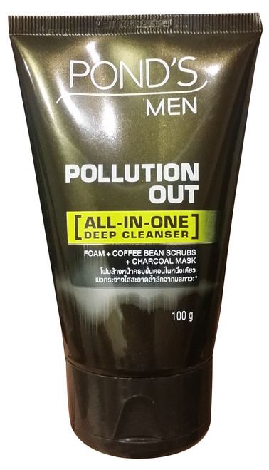 Pond's Men Pollution Out All in One Deep Cleanser Buy online in Pakistan