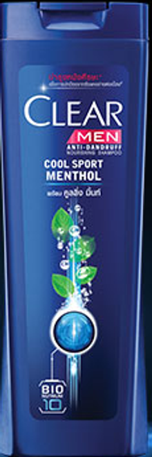 Clear Men Anti-Dandruff Cool Sport Menthol With Cooling Mint (Thailand) buy online in pakistan best price original product