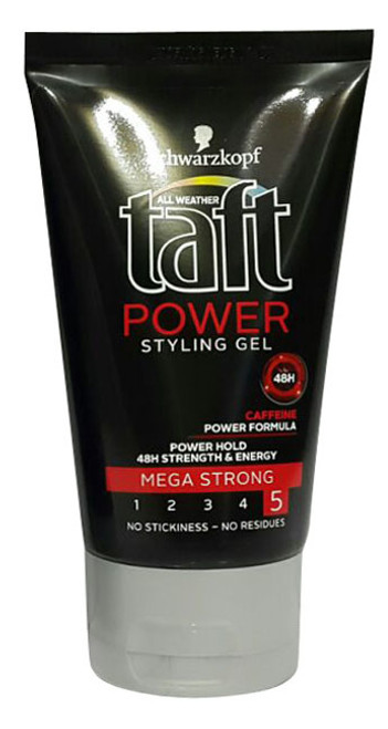 Schwarzkopf Taft Power Styling Mega Strong Gel  Buy Online In Pakistan Best Price Original Product