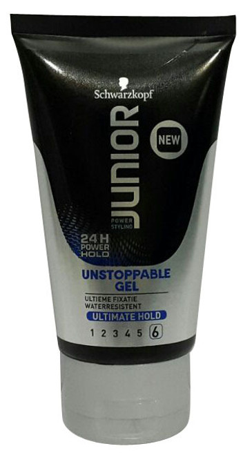Schwarzkopf Junior Power Styling Ultimate Hold Unstoppable Gel Buy Online In Pakistan Best Price Original Product