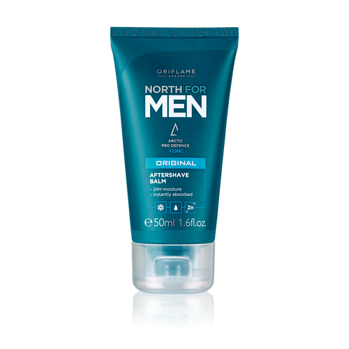 Oriflame North for Men Original Aftershave Balm 50 ML Buy online in Pakistan best price original product