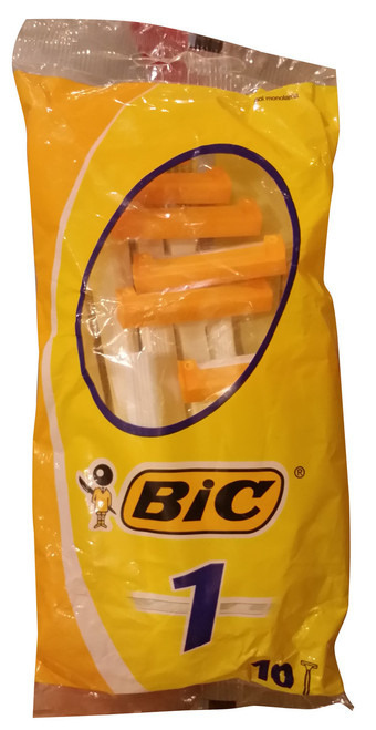Bic Disposable Razors Bic 1 Pack of 10  Buy Online In Pakistan Best Price