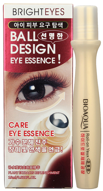 Bioaqua Bright Eyes Roll-On Eye Essence Cream 15ML buy online in pakistan