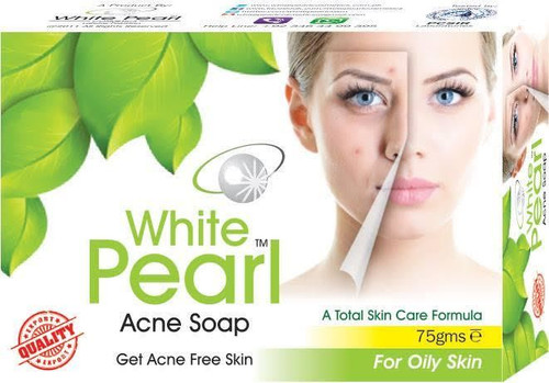White Pearl Acne Soap Buy online in Pakistan best price original product