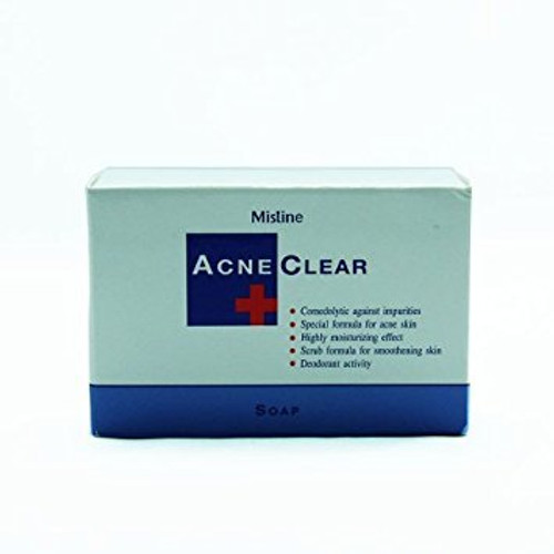 Mistine Acne Clear Bar Soap Buy online in Pakistan