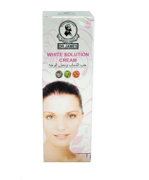 Dr.James White Solution Cream Buy online in Pakistan best price original product