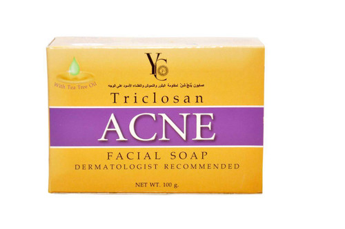 YC Triclosan Acne Facial Soap Buy online in Pakistan best price original product
