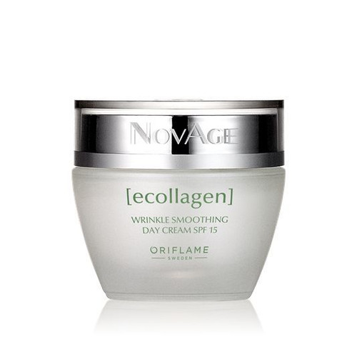 Oriflame Novage Ecollagen Wrinkle Smoothing Day Cream SF15 50ML Buy online in Pakistan best price original product
