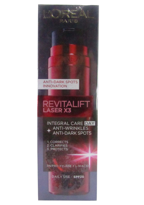 L'Oreal Paris Revitalift Laser X3 Integeral Care Day Best Price