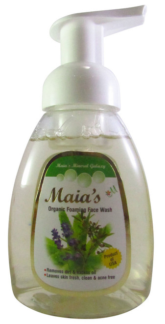 Maia's Organic Foaming Face Wash Buy online in Pakistan