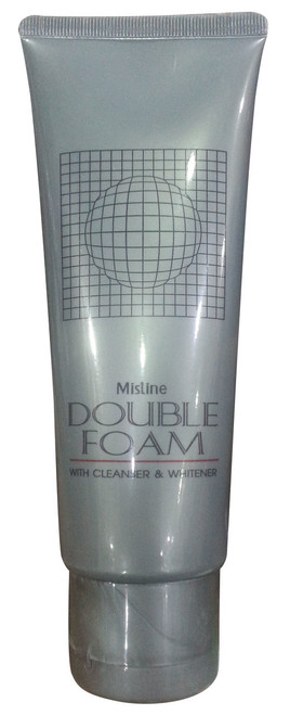 Mistine Double Foam with Cleanser & Whitener Citrus Buy online in Pakistan