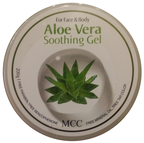 MCC Aloe Vera Soothing Gel For Face & Body Buy Online In Pakistan