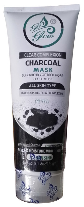 Go 4 Glow Clear Complexion Charcoal Mask Buy Online In Pakistan Best Price
