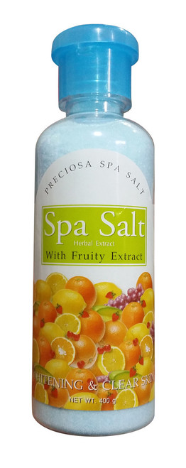 Spa Salt Herbal Extract With Fruity Extract Whitening & Clear Skin Buy online in Pakistan