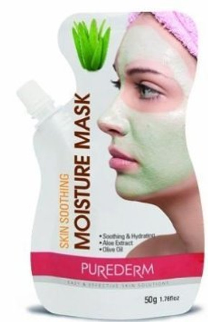 Purederm Skin Soothing Moisture Face Mask Aloe
